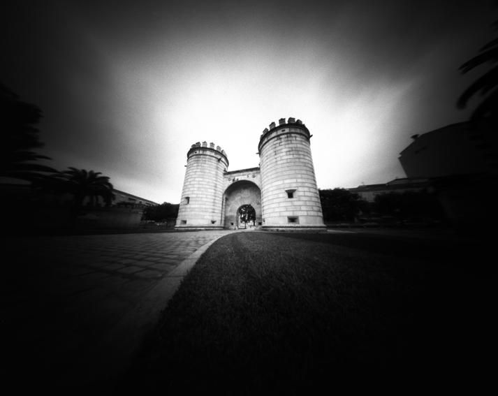 puerta de Palmas [Badajoz]