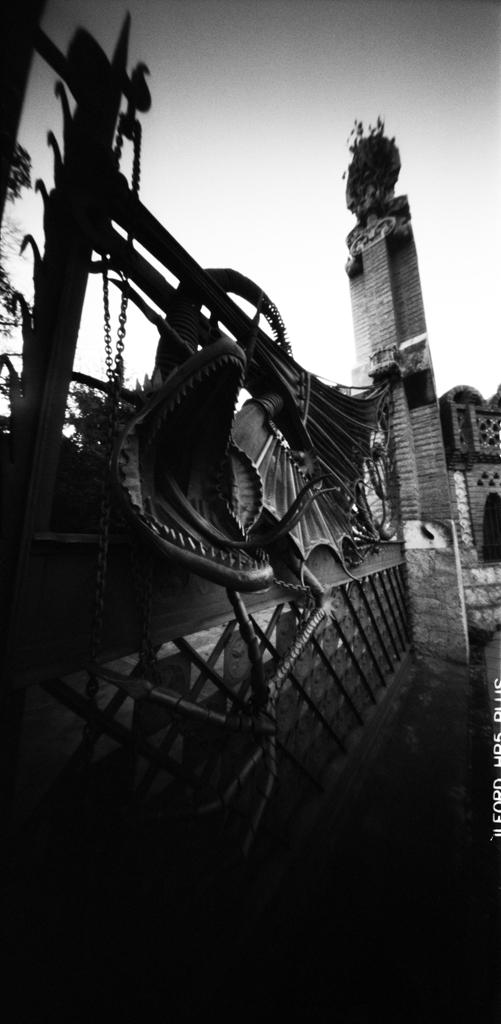 dragon fence