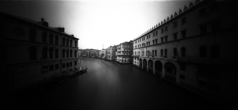 from Ponte di Rialto [Venezia]