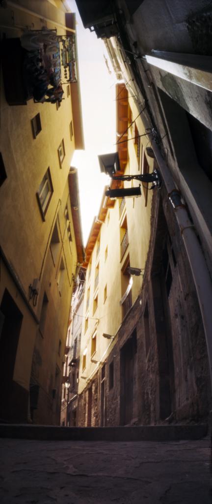 carrer del Bon Repós (Good Rest street) [Berga]