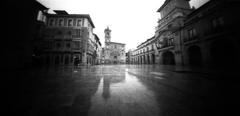 Constitution Square [Oviedo]