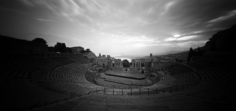 teatro Greco [Taormina, Sicily]