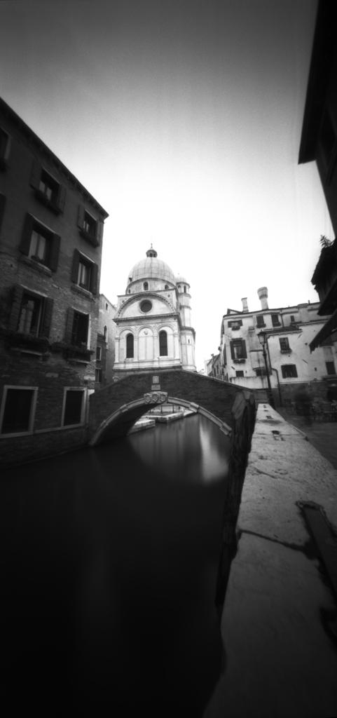 Ponte Santa Maria Nova [Venezia]