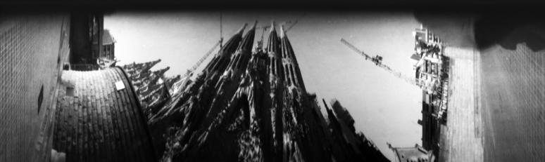 relativistic Sagrada Familia [BCN]