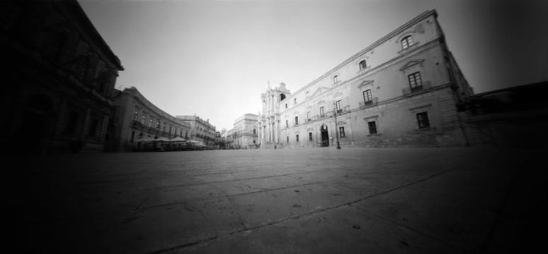 piazza del Duomo, Siracusa [Sicily]