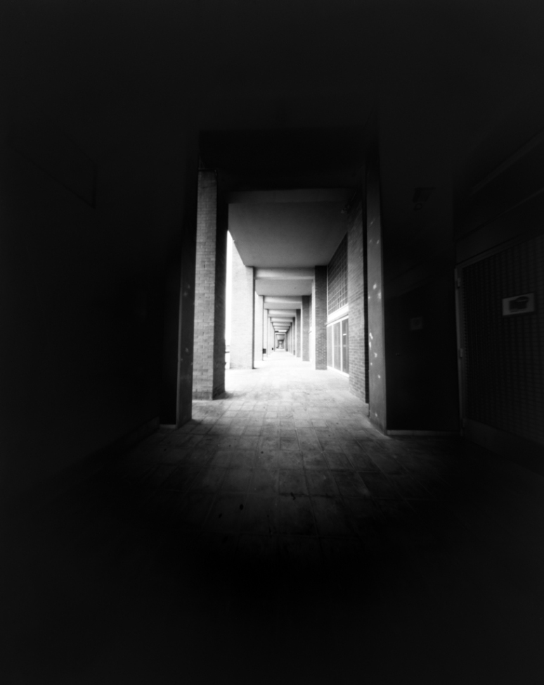 emptyness [my pinhole cameras series #2]
