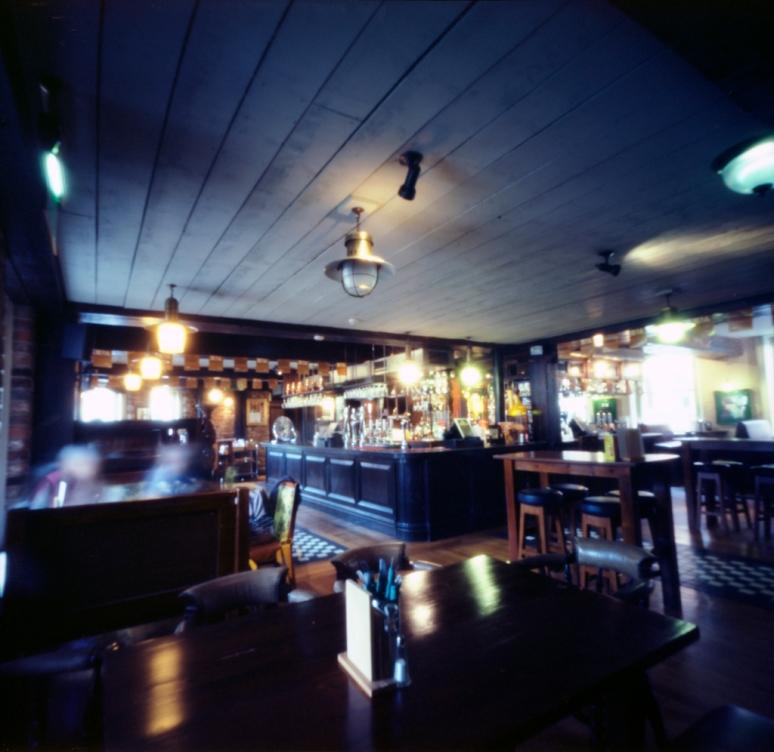 Pub Rain! [Manchester]