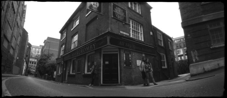 Pub Sir Ralph Abercromby [Manchester]