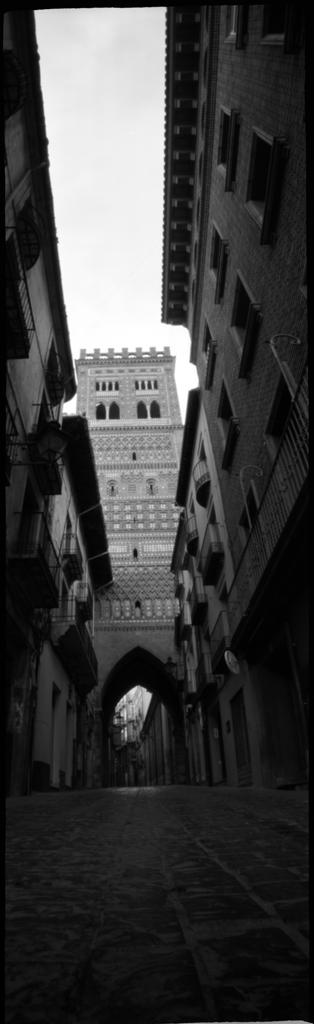 Mudéjar tower [Teruel]