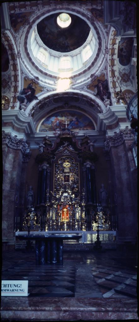 high altar [Dom zu St. Jakob, Innsbruck]