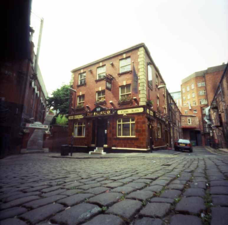 The Salisbury [Manchester]