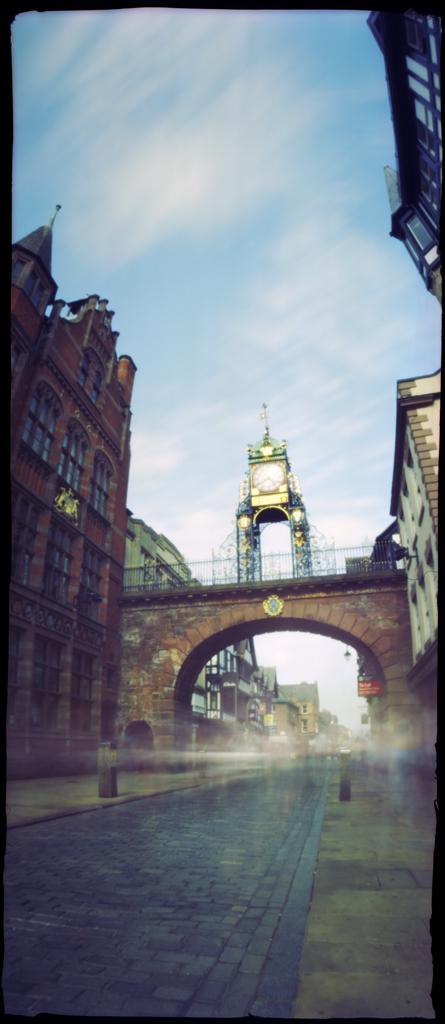 clock [Chester, UK]