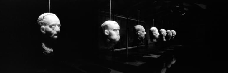 00:00:00, a sculpture exhibition by Sara Pons Arnal [Institut d'Estudis Ilerdencs, Lleida]
