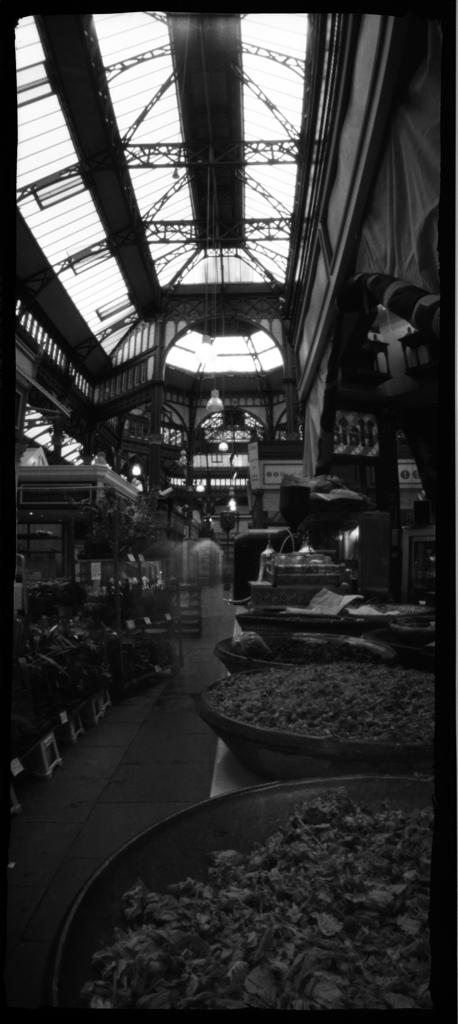 Kirkgate Market [Leeds, UK]