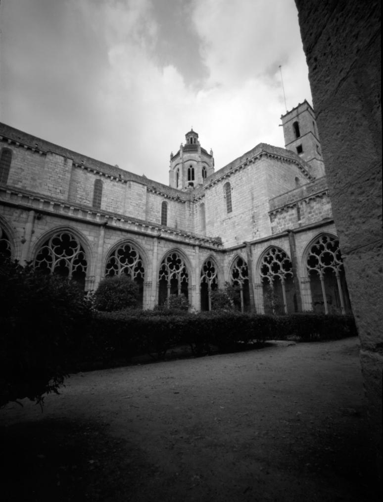 Santes Creus cloister