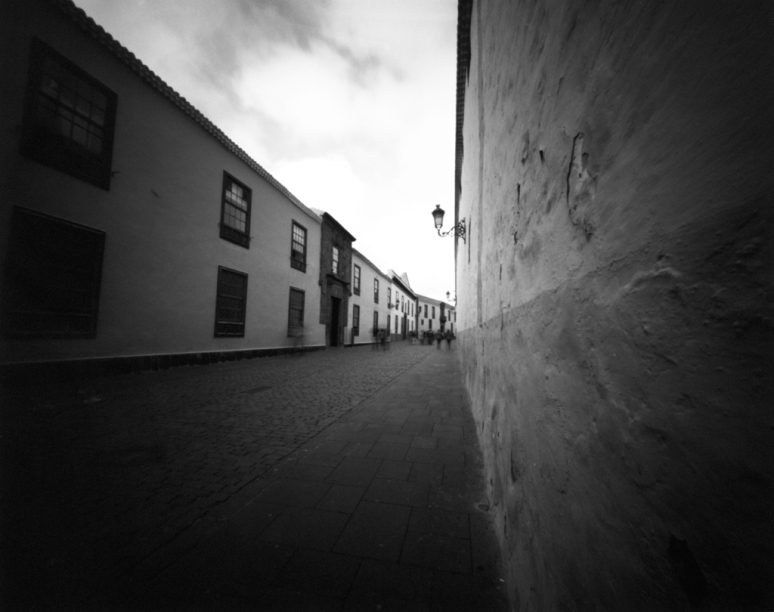 street [La Laguna, Tenerife]