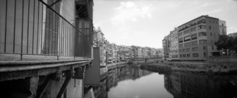 Onyar river [Girona]