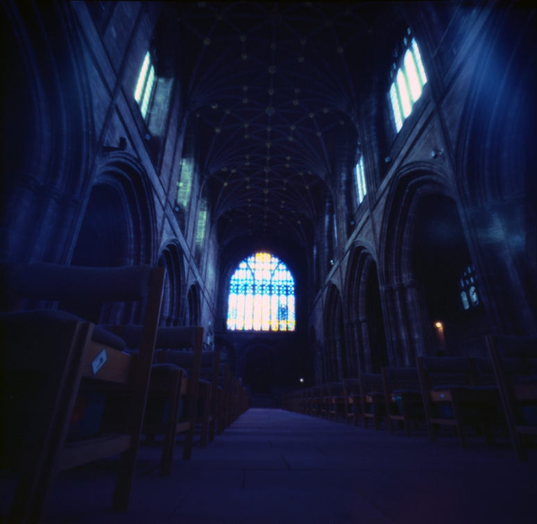 Chester cathedral [UK]