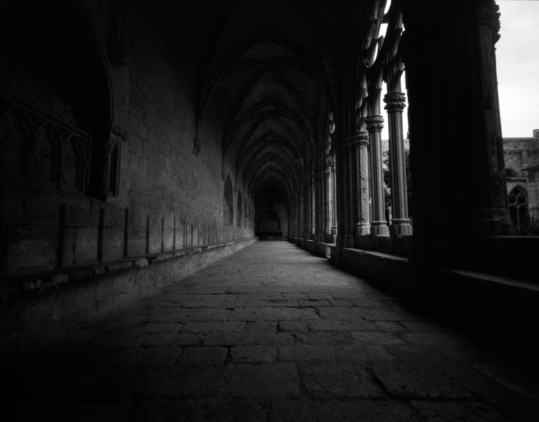 Cloister [Monasterio de Santes Creus, Tarragona]